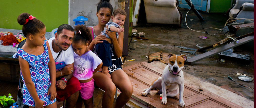 A Year After Hurricane Maria